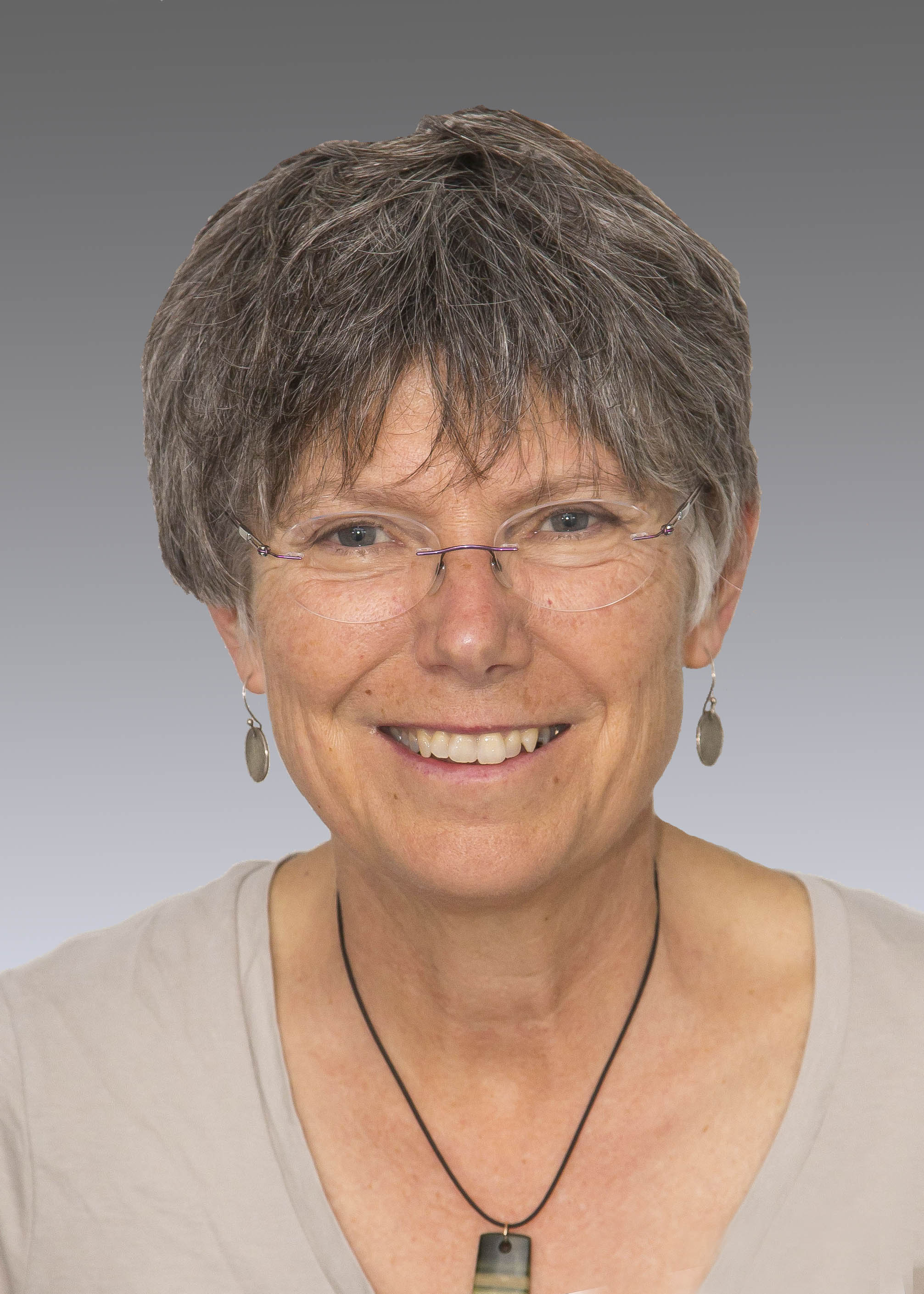 Bekins profile photograph at the USGS in 2017