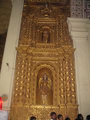 Basilica-of-Bom-Jesus-church-Goa,Murals-of-Goa-church,Goa-churches