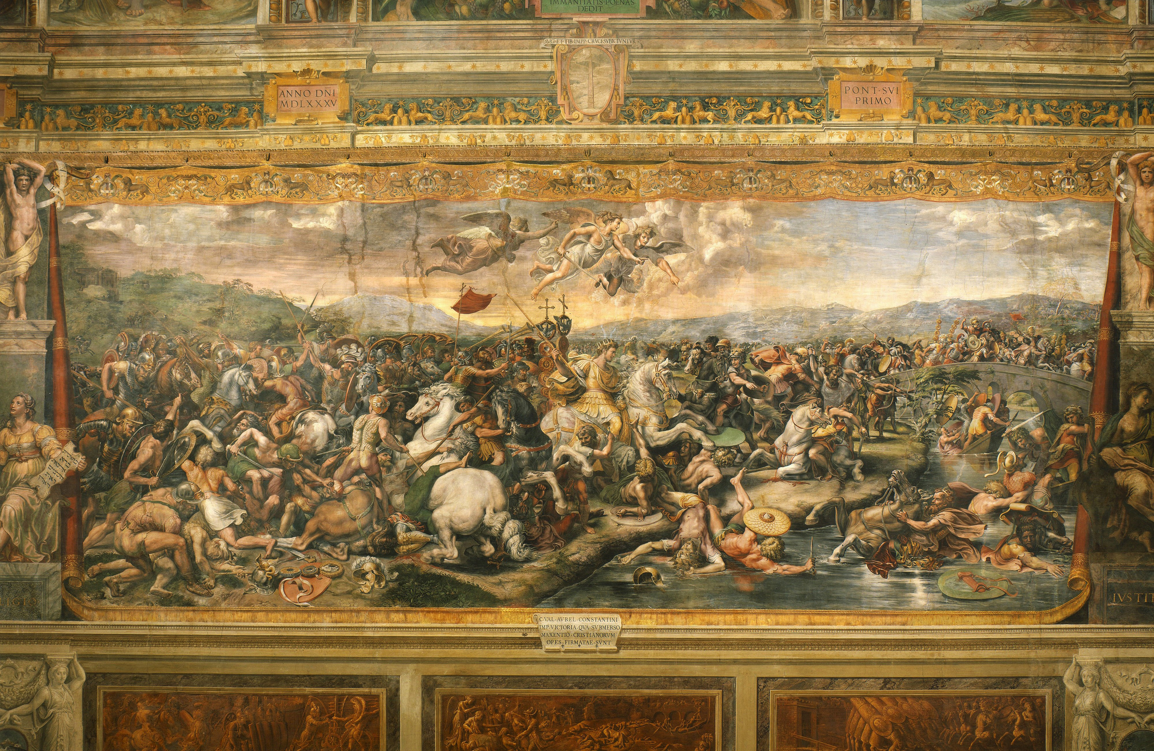 Where To See Raphael Paintings