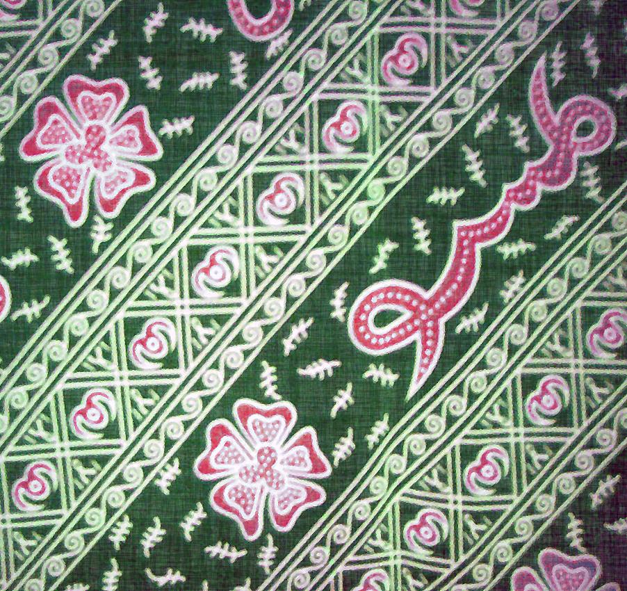 File:Batik Besurek Bengkulu.jpg - Wikimedia Commons