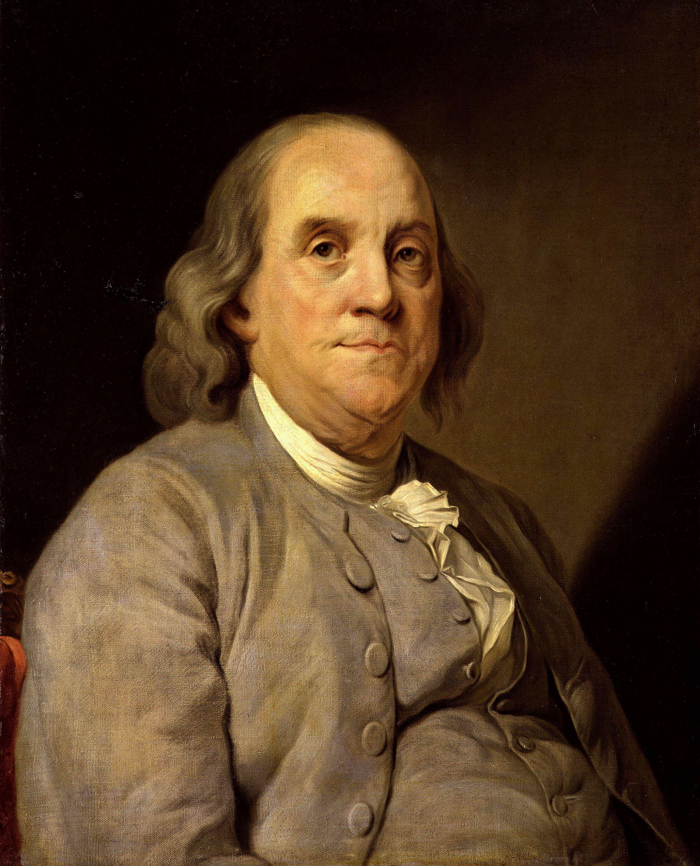 Benjamin Franklin image from Wikipedia.  This photographic reproduction is therefore also considered to be in the public domain