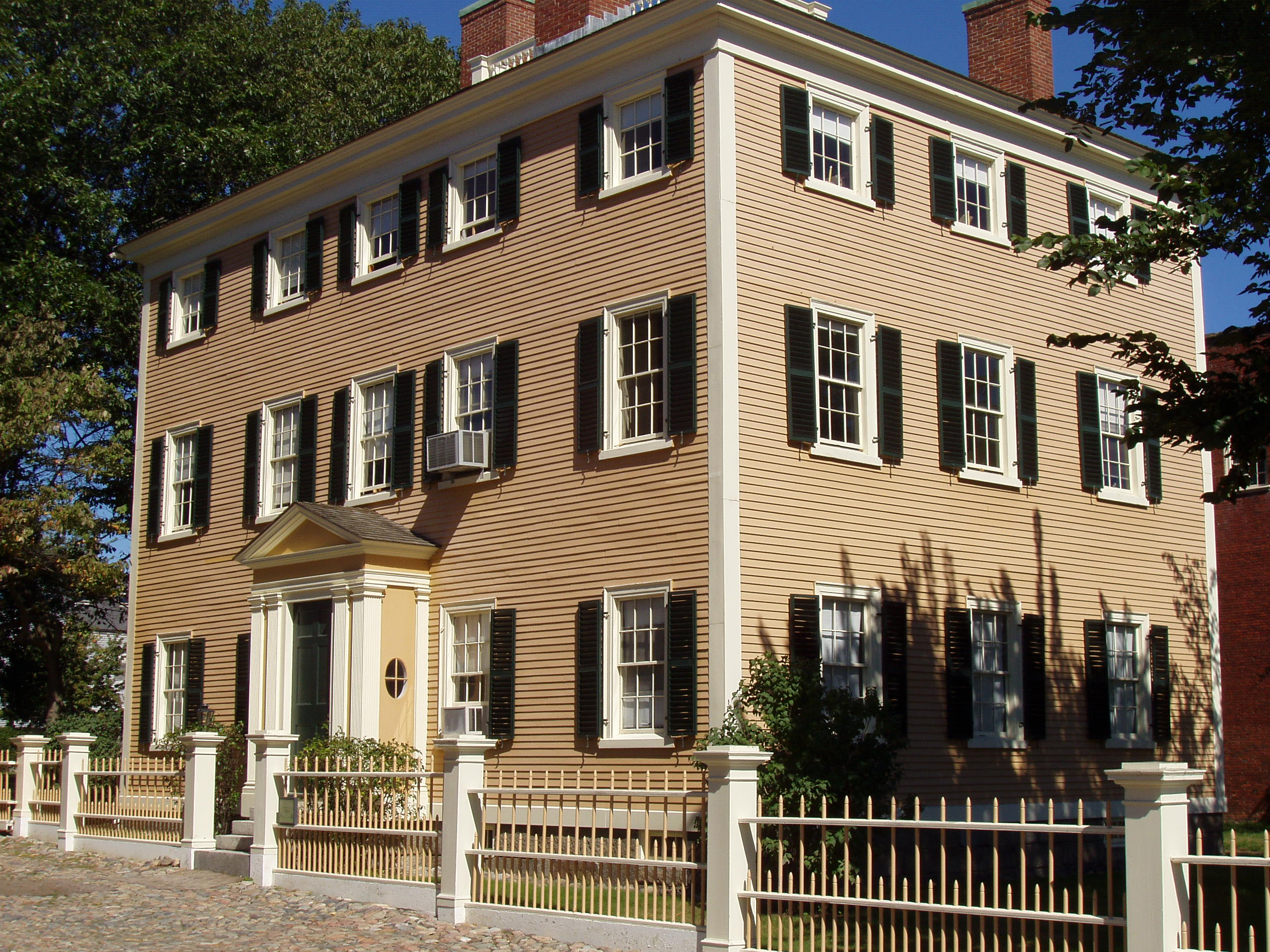 Charleston Style Homes File Benjamin Hawkes House Salem Massachusetts Jpg