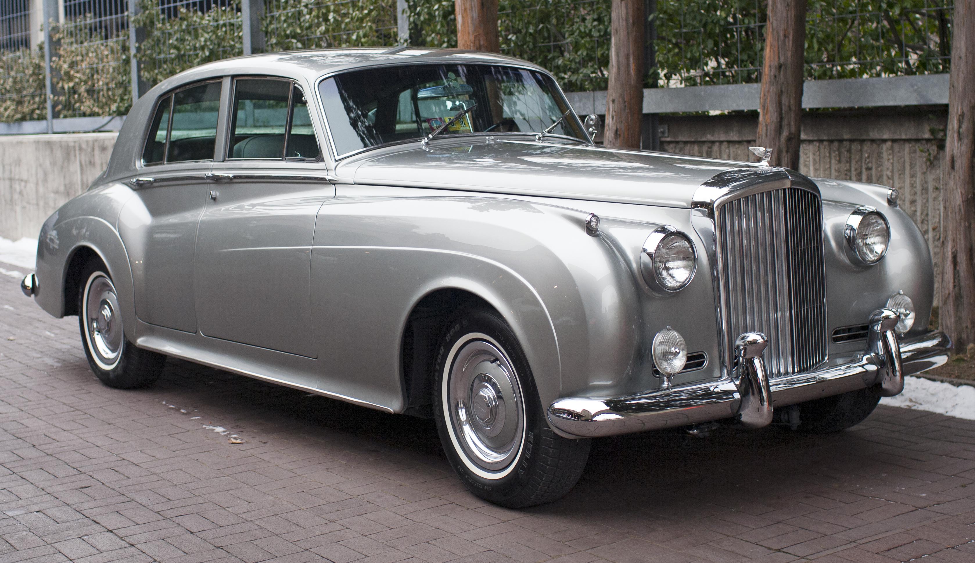 Bentley S-type - Wikiwand