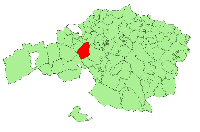 FileBizkaia Municipalities BarakaldoPNG Wikimedia Commons - Barakaldo map