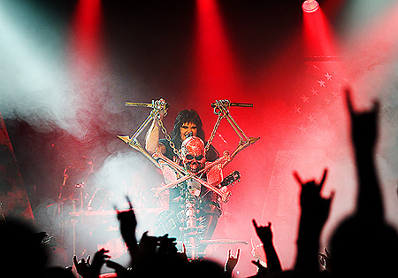 Blackie Lawless and W.A.S.P. performing in Stavanger, Norway Blackie Lawless of W.A.S.P. in performance (2006).jpg