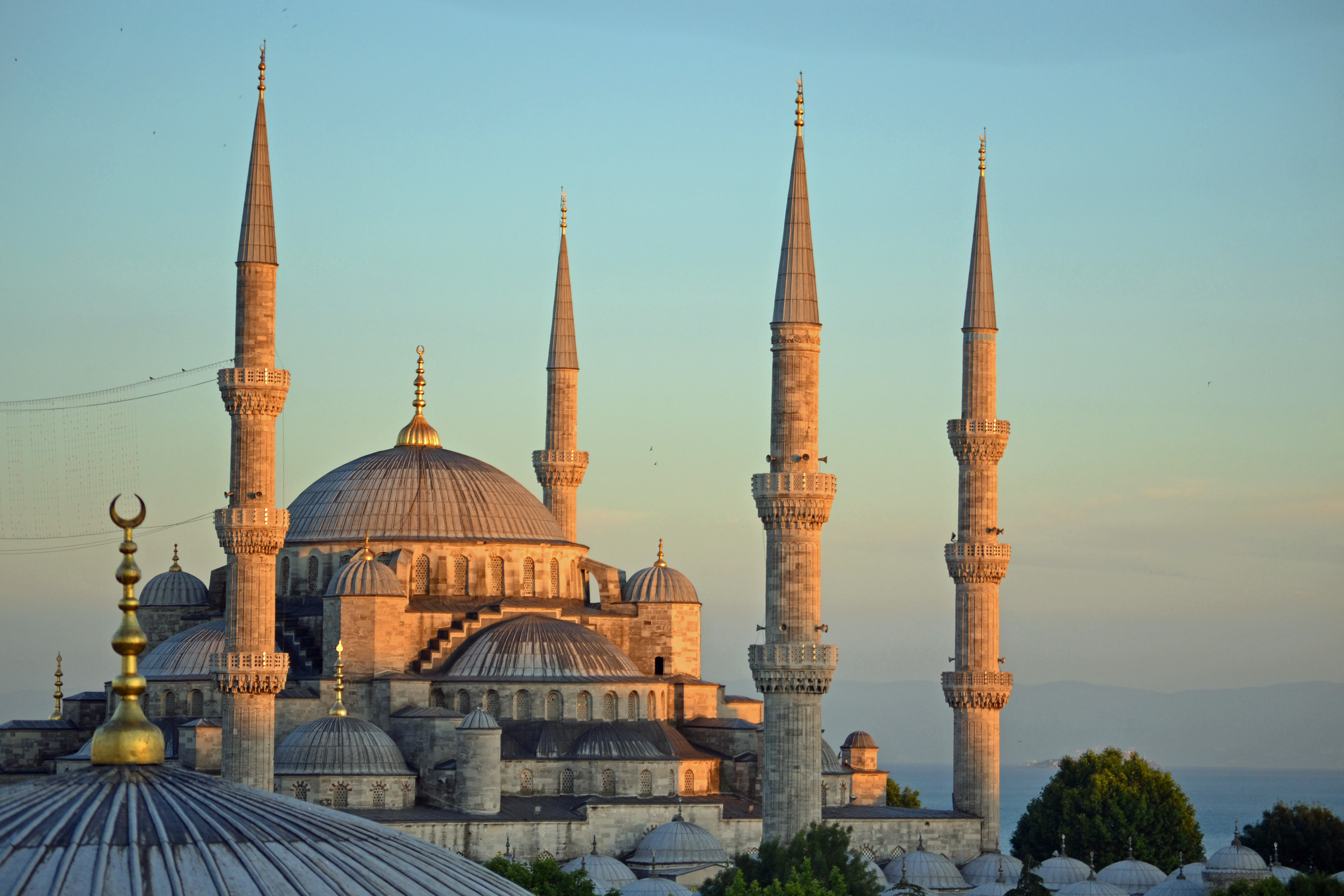 Sultan Ahmed Mosque - Wikipedia
