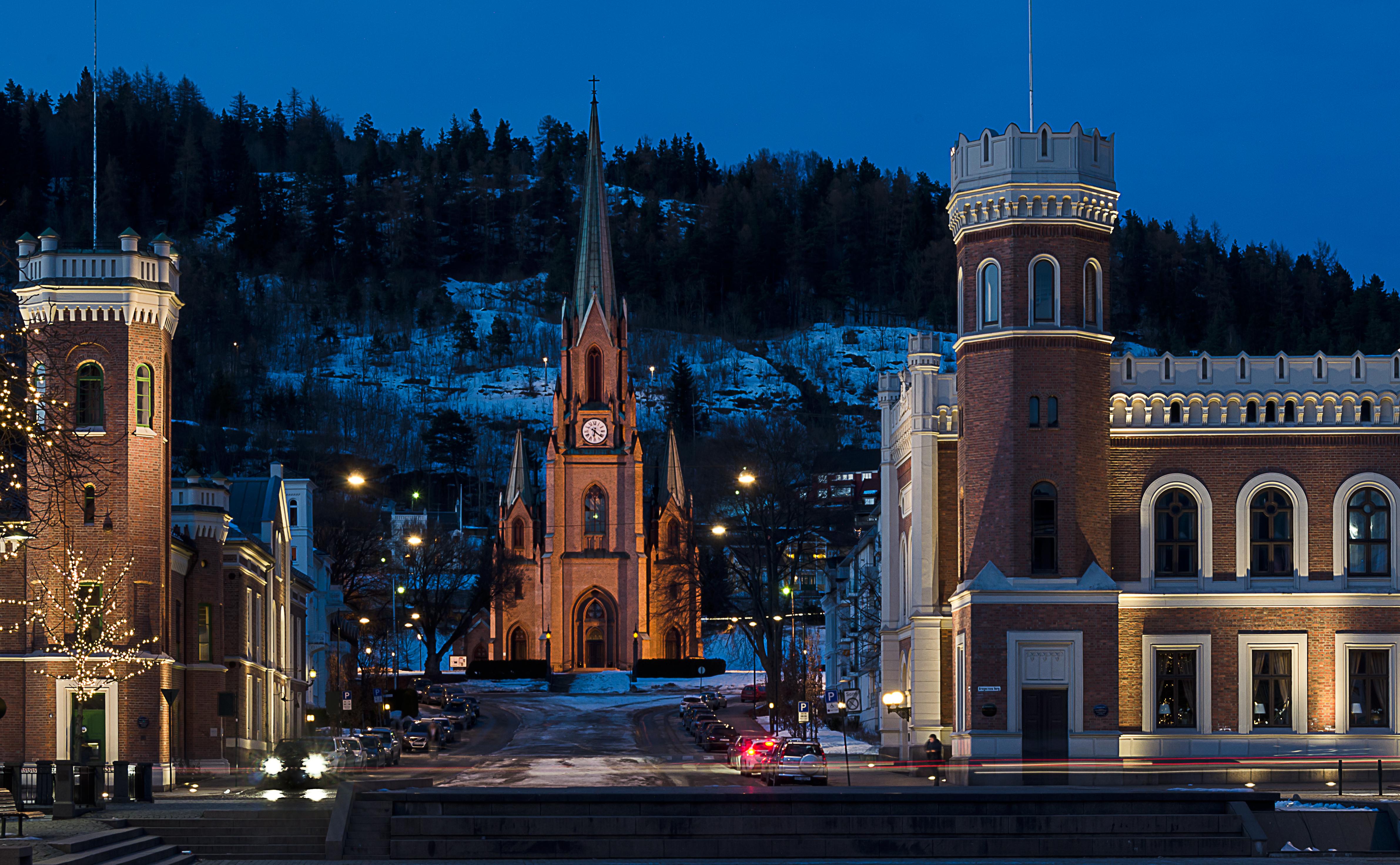 Bragernes kirke, Norway