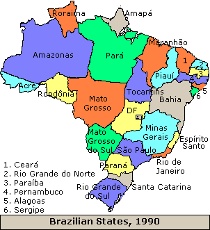 FileBrazil Statespng Wikimedia Commons - Brazil states map