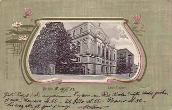 Breslau Lobe-Theater