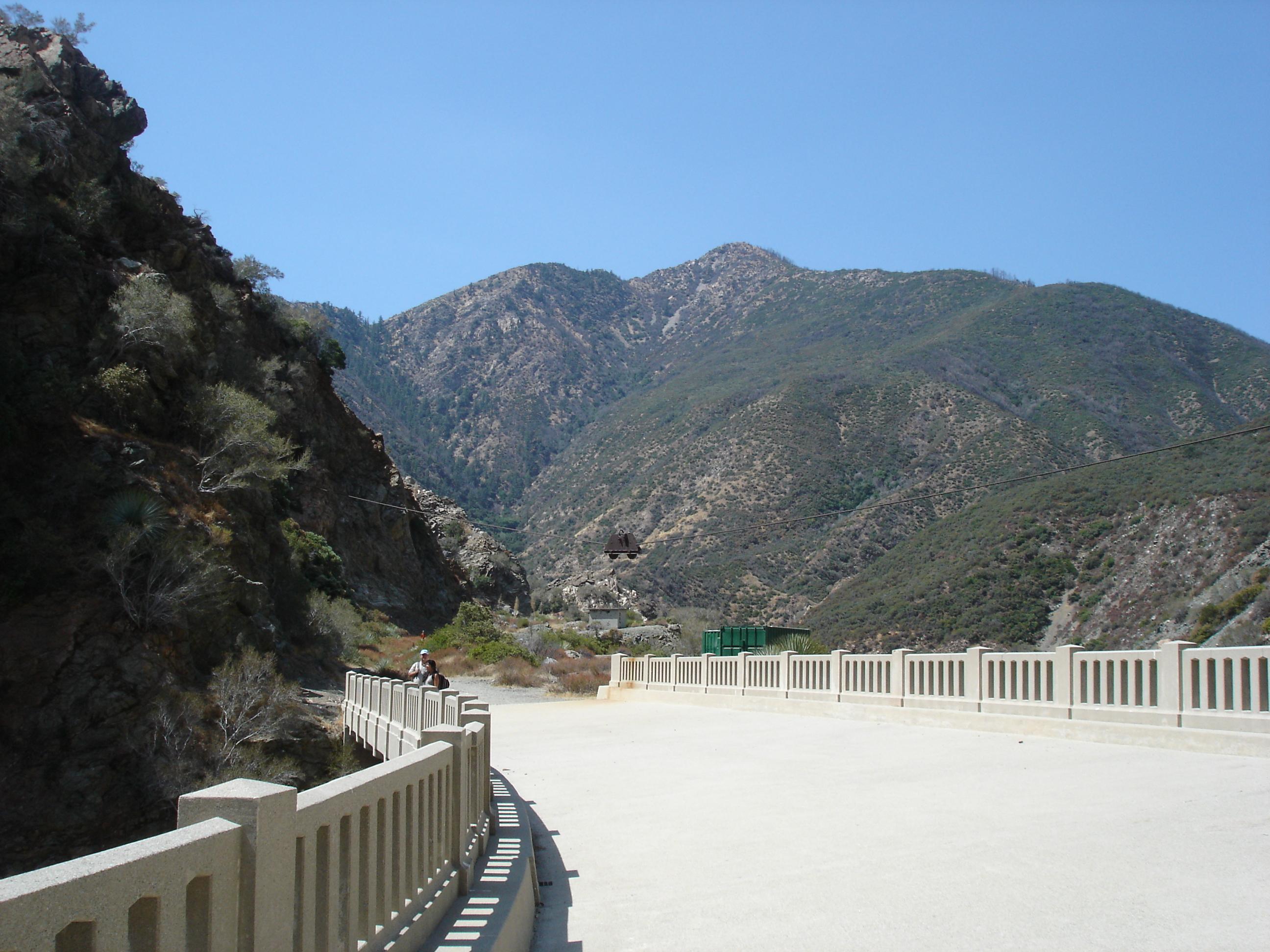 FileBridge to Nowhere San Gabriel Mountains 10.jpg ...