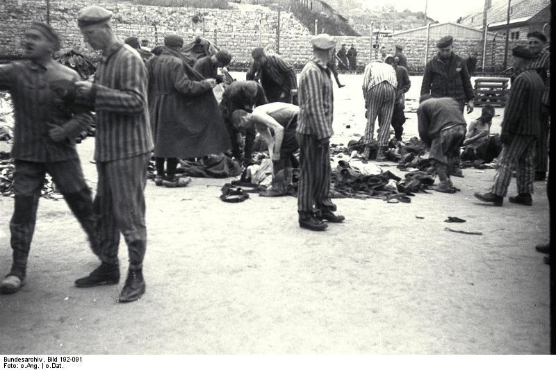 Deportados en Gusen
