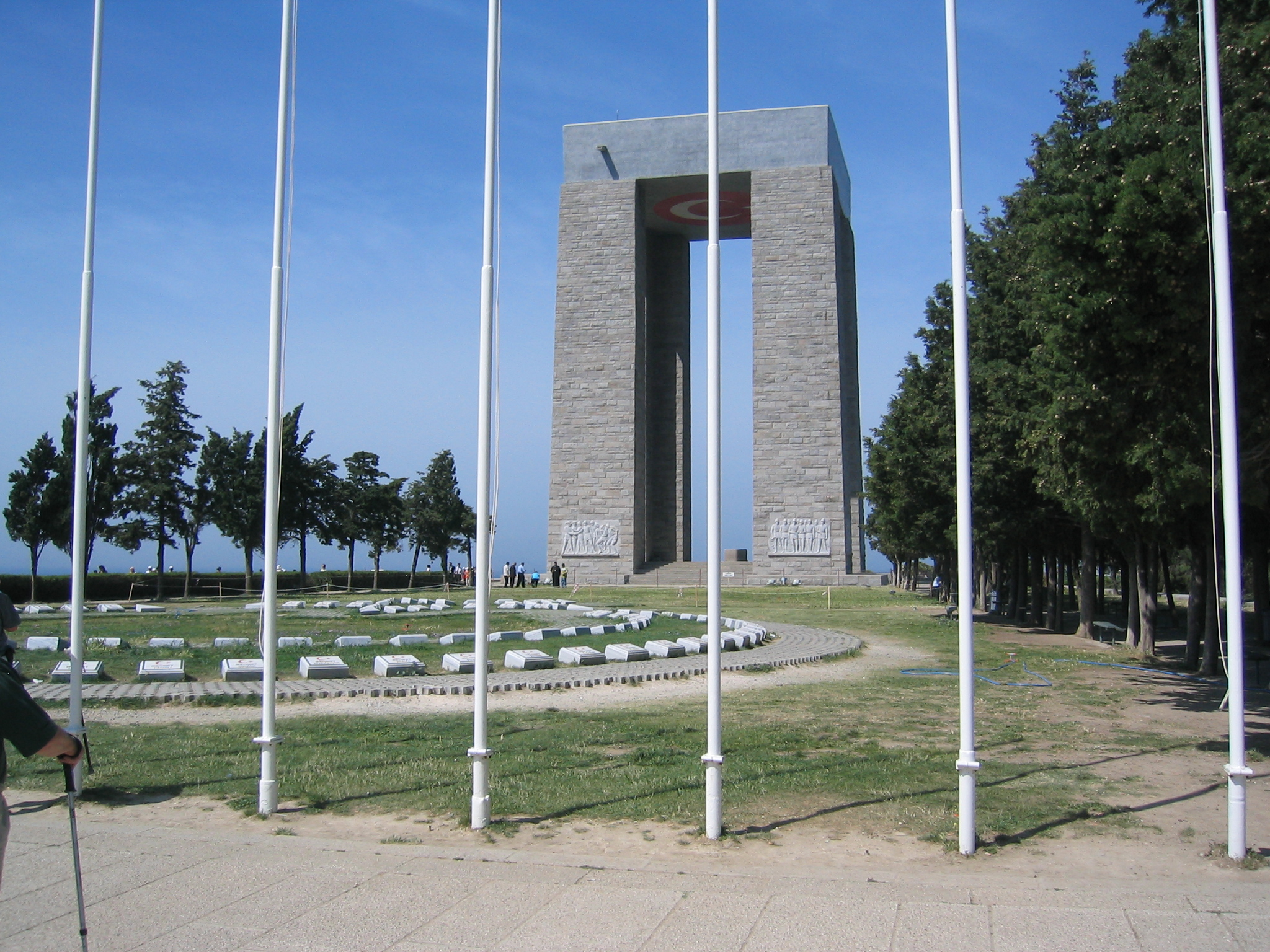 List of war cemeteries and memorials on the Gallipoli ...