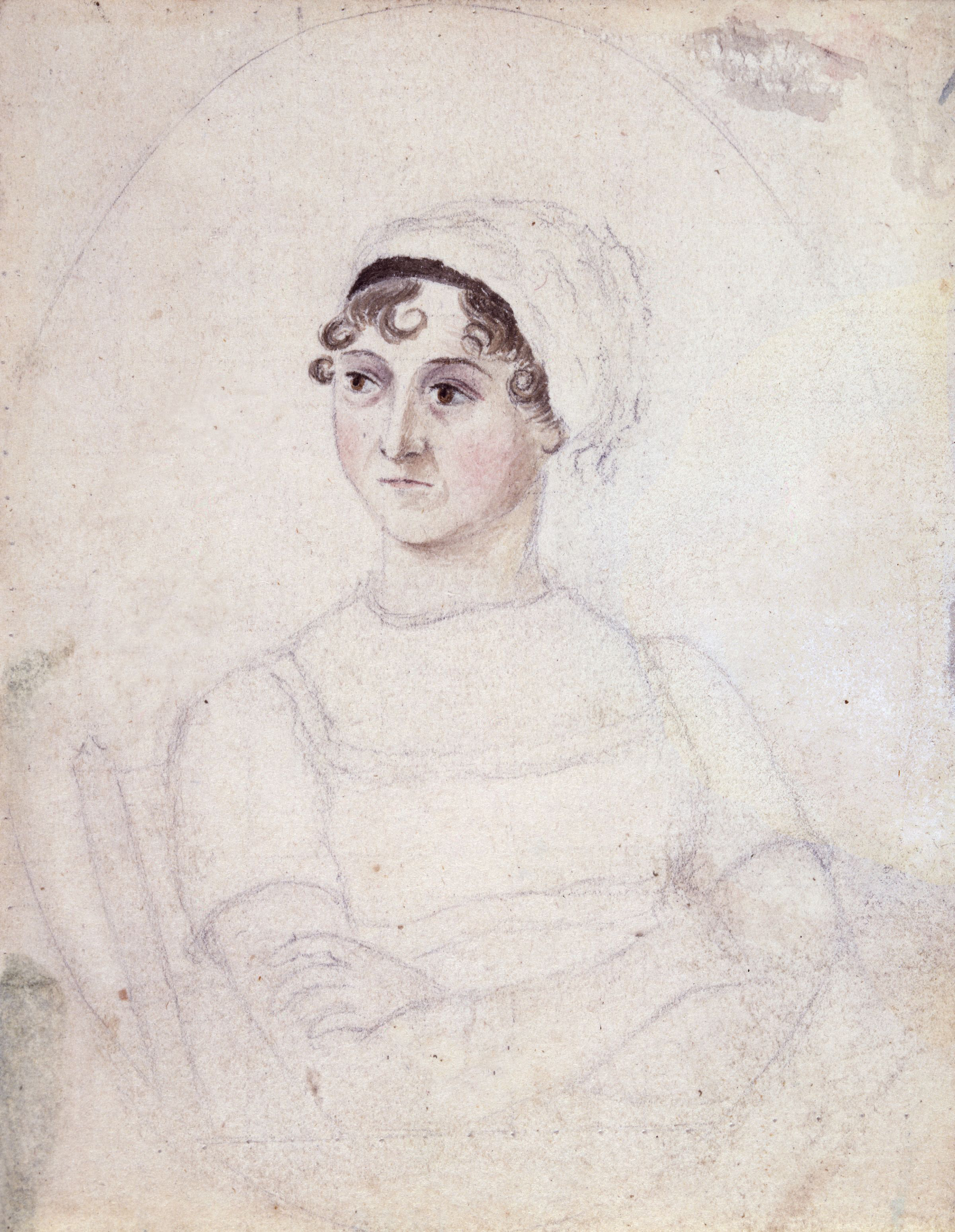 Picture of a book: Jane Austen