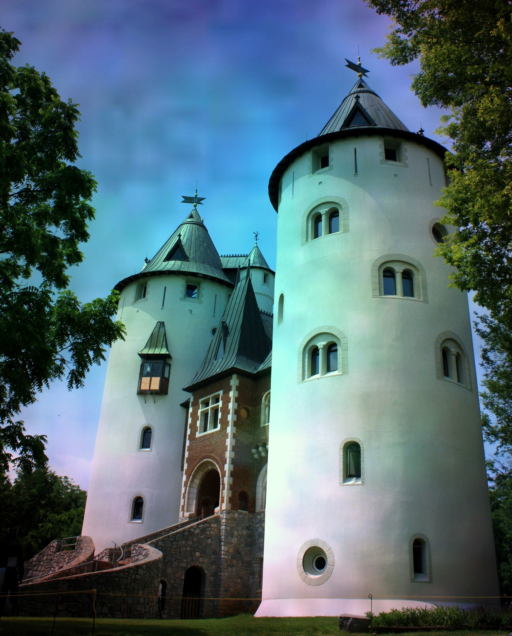List Of Castles In The United States