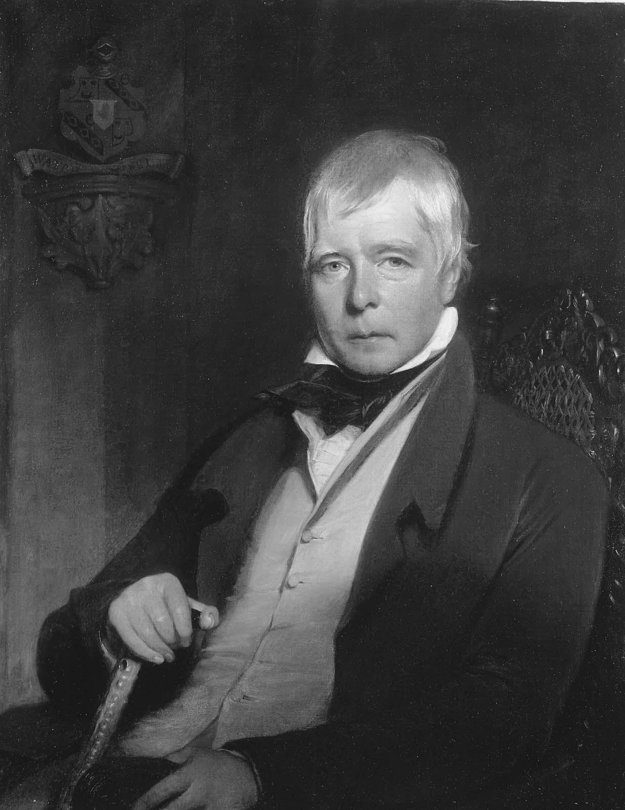 File Charles Robert Leslie Sir Walter Scott 96 945 Museum Of Fine Arts Jpg Wikimedia Commons