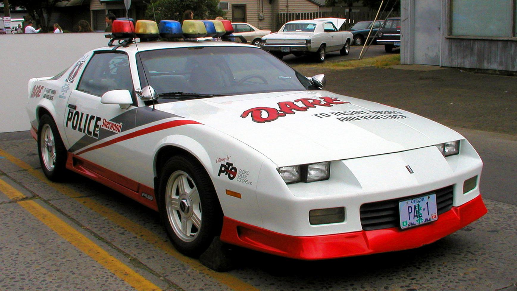 Camaro Police Car Interceptor Chevy Chevrolet Gm Pictures