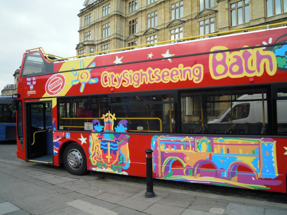 How To Build A Tour Bus