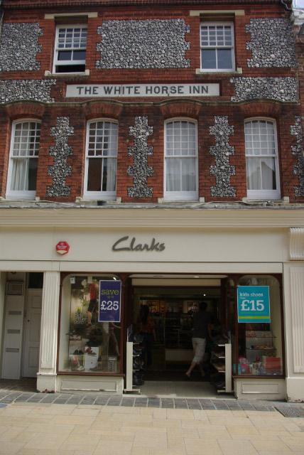 Clarks Shoe Shop Sutton Coldfield