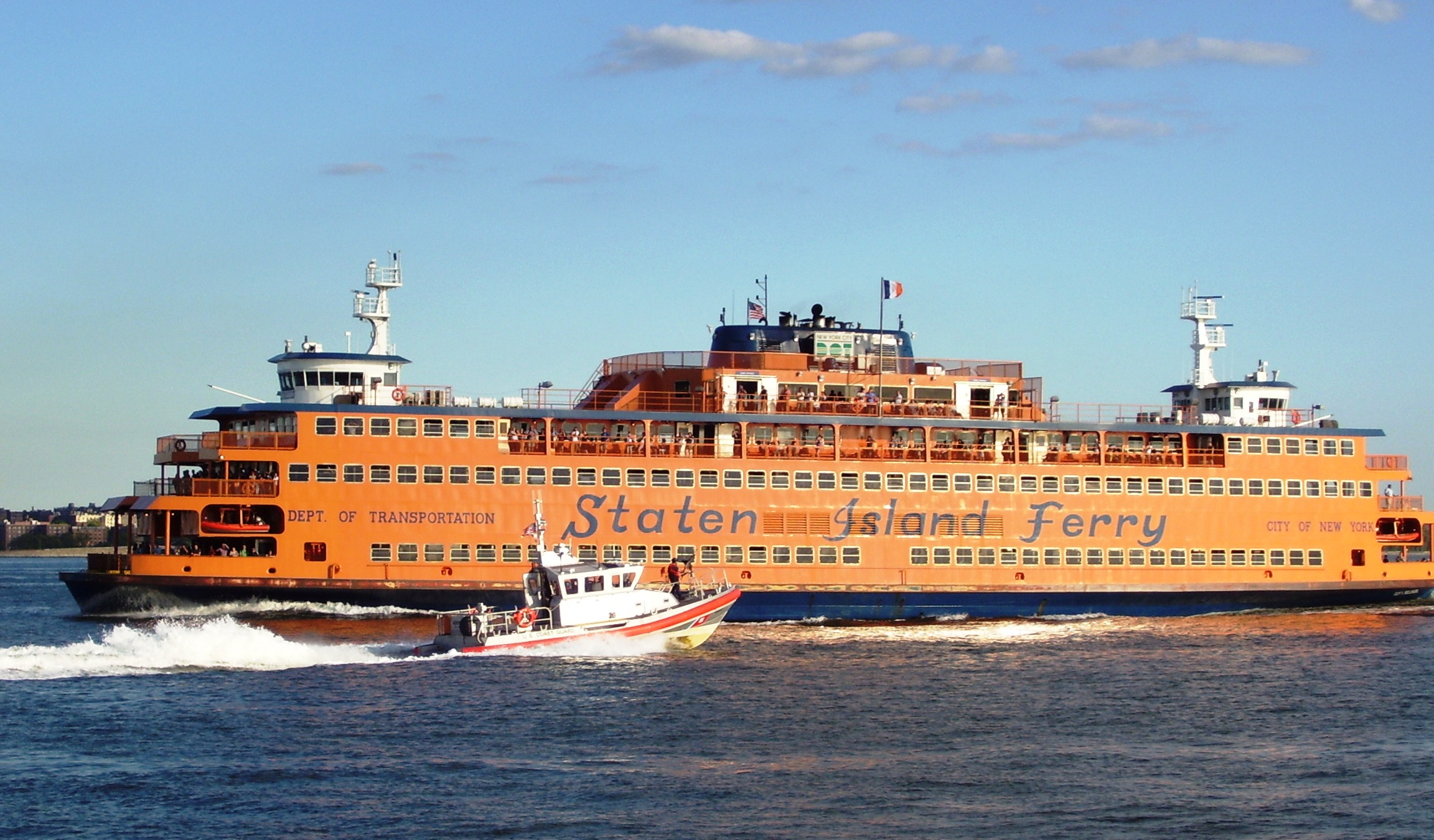 Staten Island Ferry Where Is It