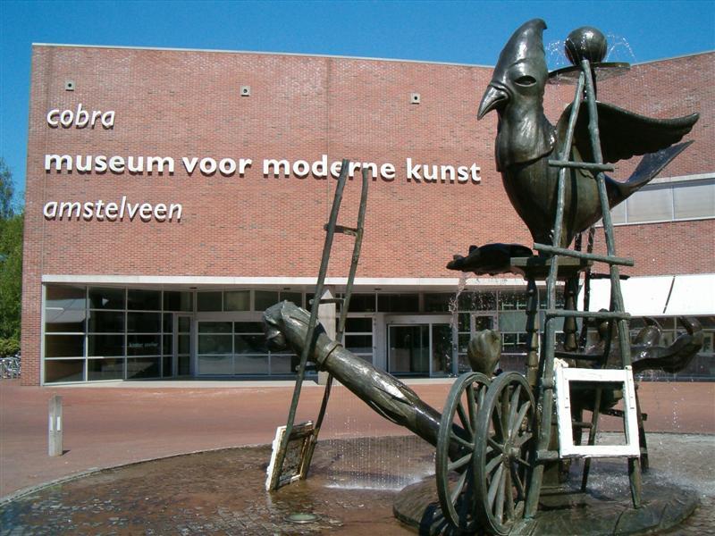 Musée d'art moderne Cobra près d'Amsterdam - Photo de Shirley de Jong