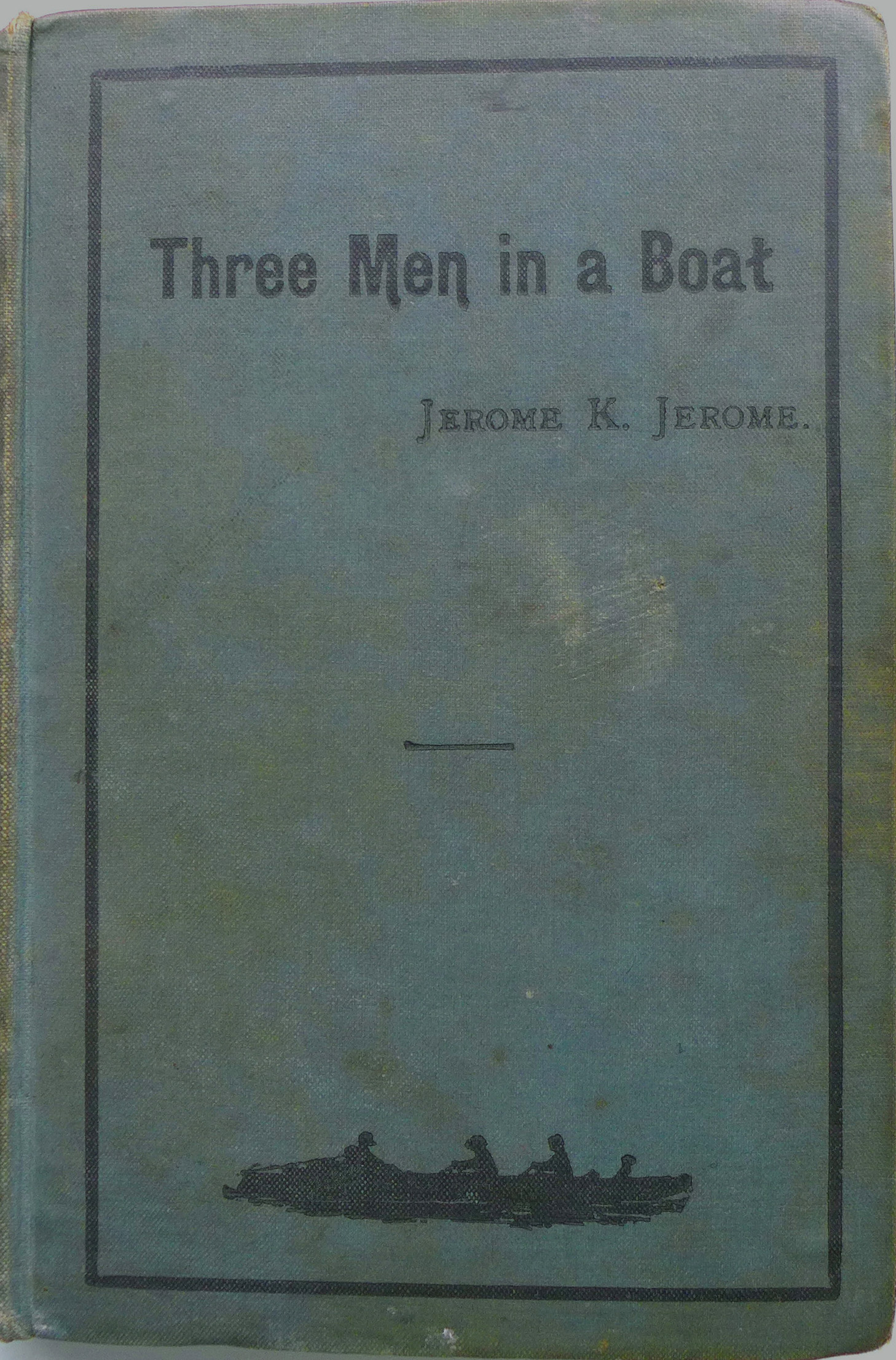 Three Men in a Boat - Wikipedia