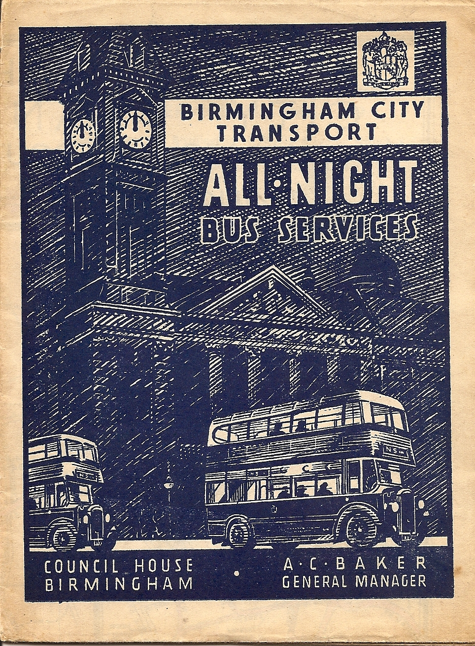 File:Cover of a Birmingham City Transport map - 1930s.jpg ...