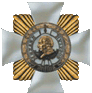 Cross of the Order of Kutuzov (Russia 2010).png