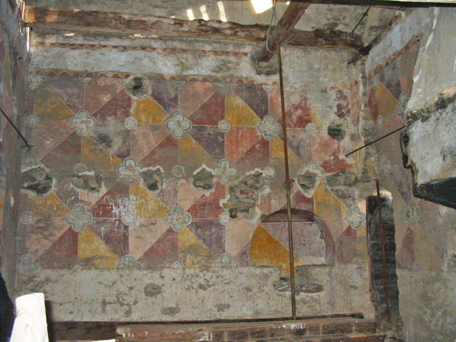 file d cor du ch tel de theys vue d 39 ensemble du mur wikimedia commons. Black Bedroom Furniture Sets. Home Design Ideas