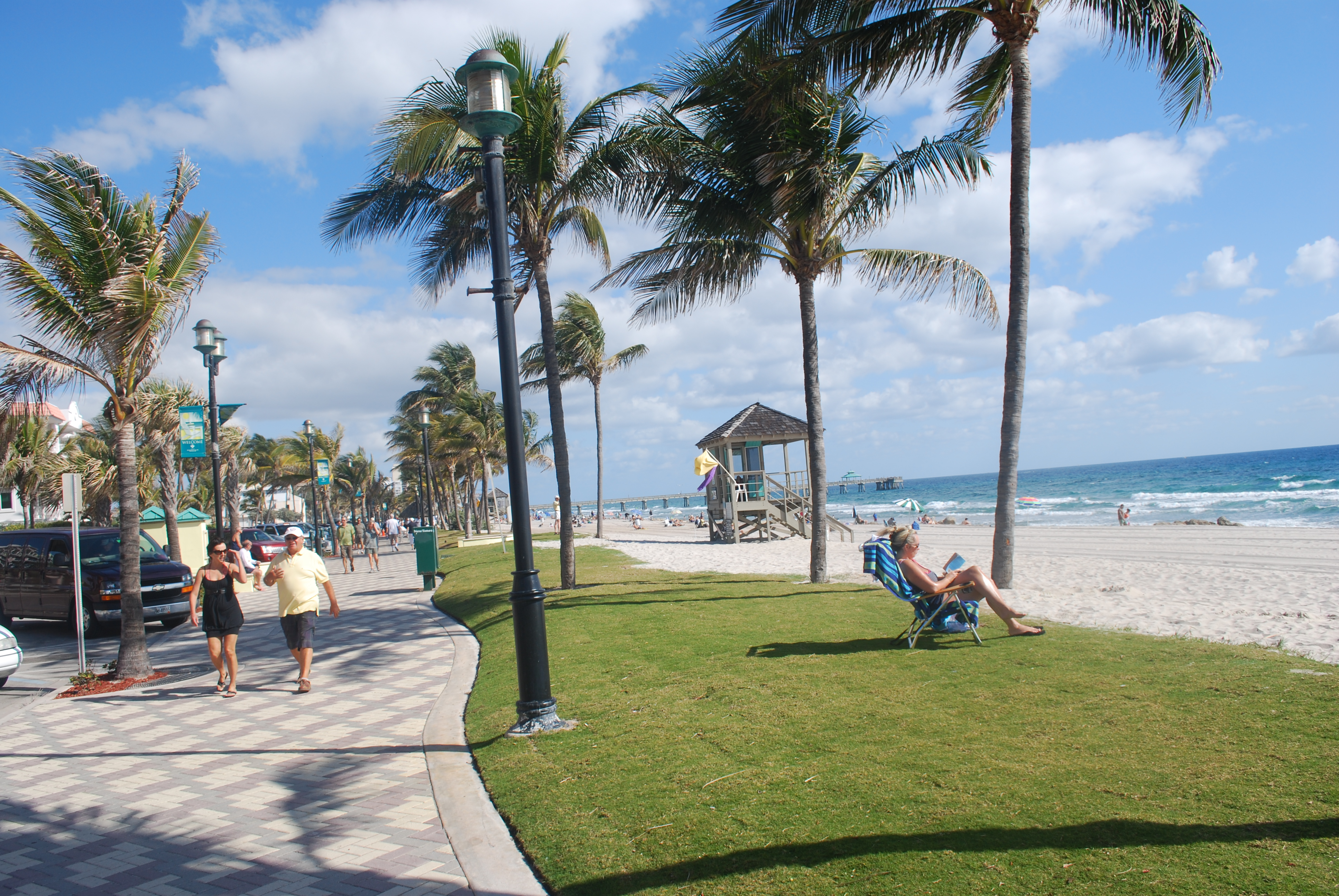 Deerfield Beach Florida Hotels Map