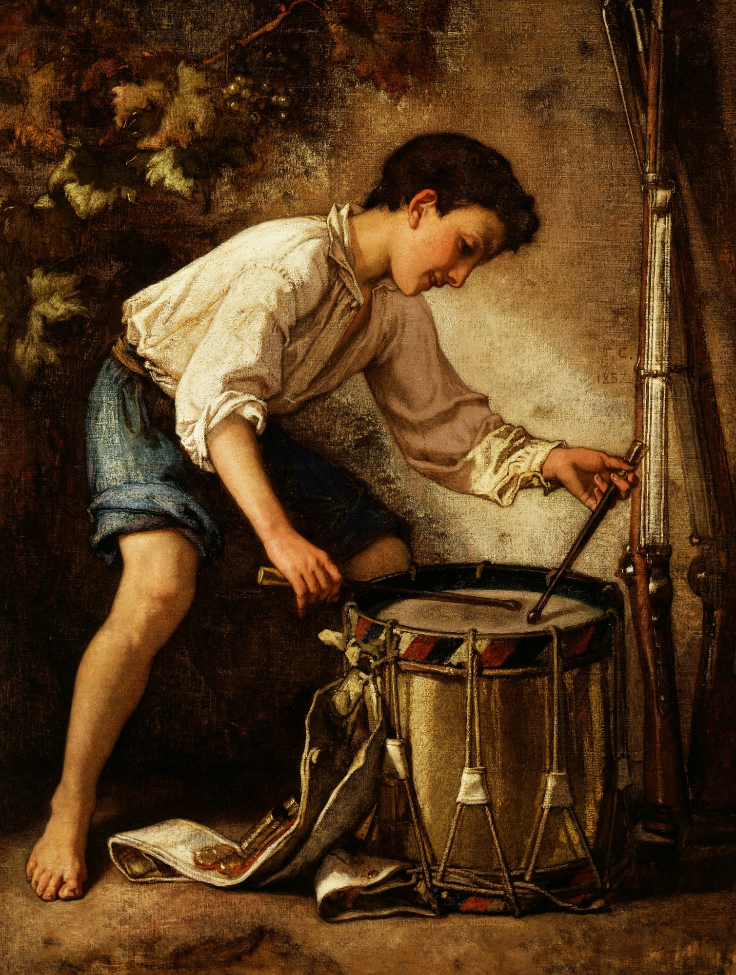 filedrummer boy 1857 thomas couturejpg wikimedia commons