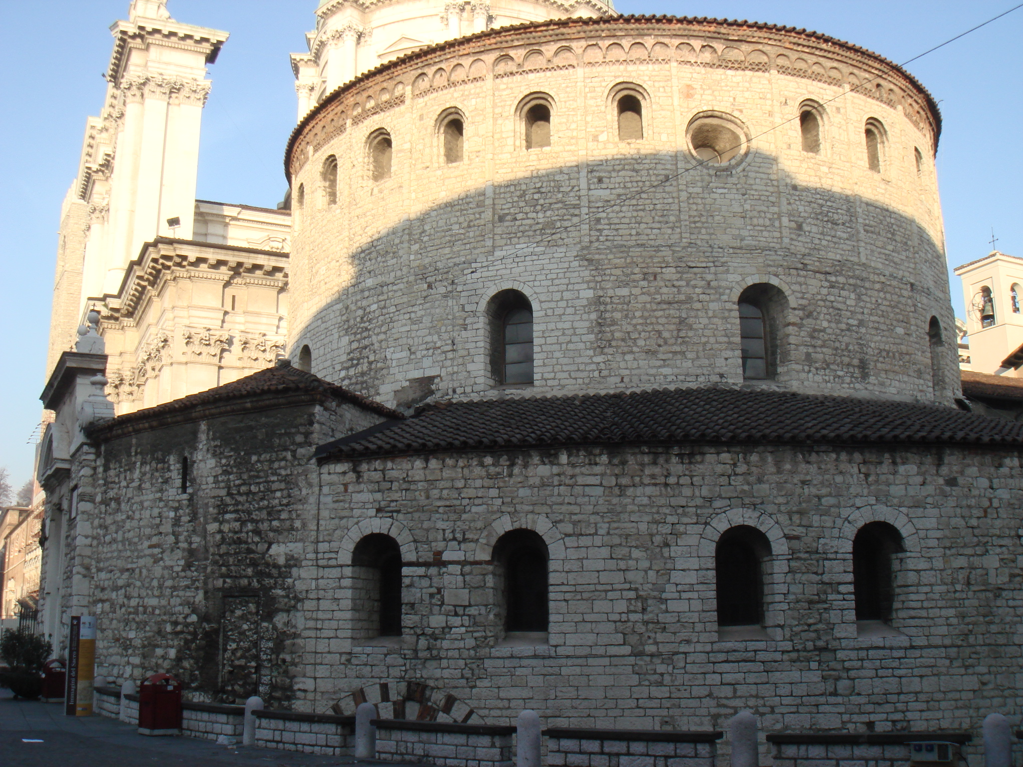 The Old Cathedral or Rotunda