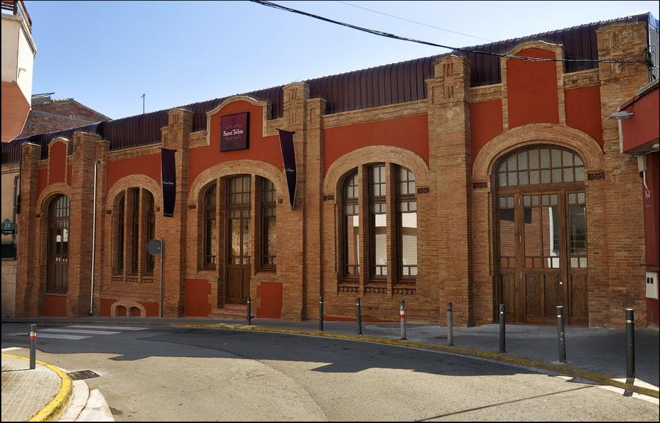 File edifici de la societat sant telm corbera de - Trabajo en corbera de llobregat ...