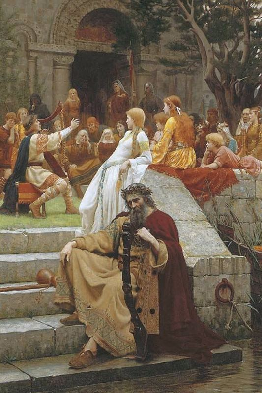http://upload.wikimedia.org/wikipedia/commons/c/cc/Edmund_Blair_Leighton_-_Faded_Laurels.jpg