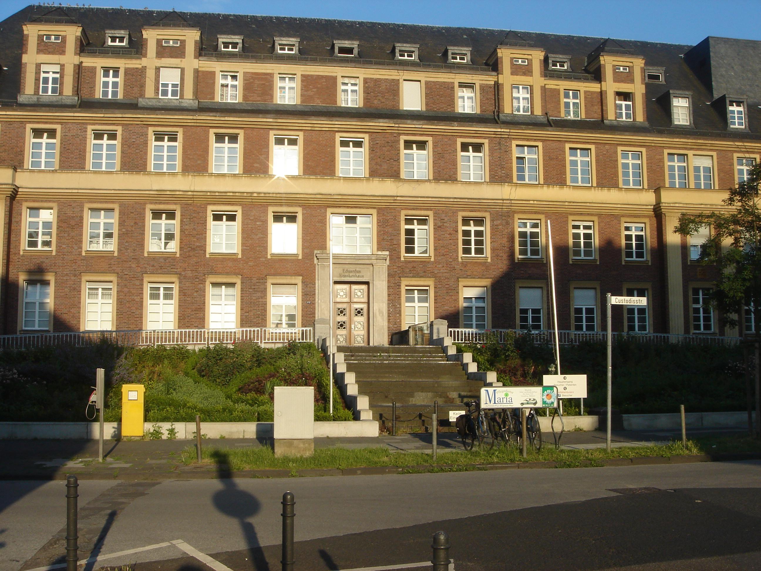 Eduardus Krankenhaus In Köln