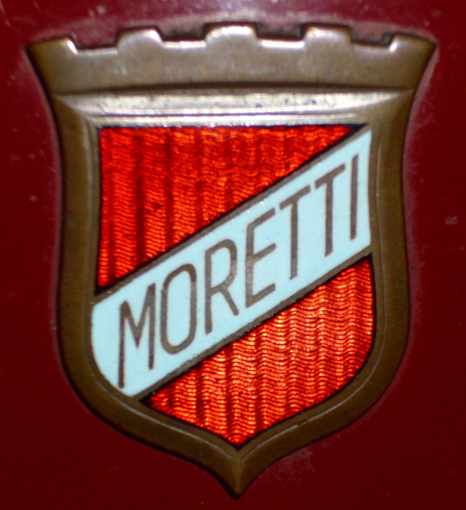MORETTI Emblem