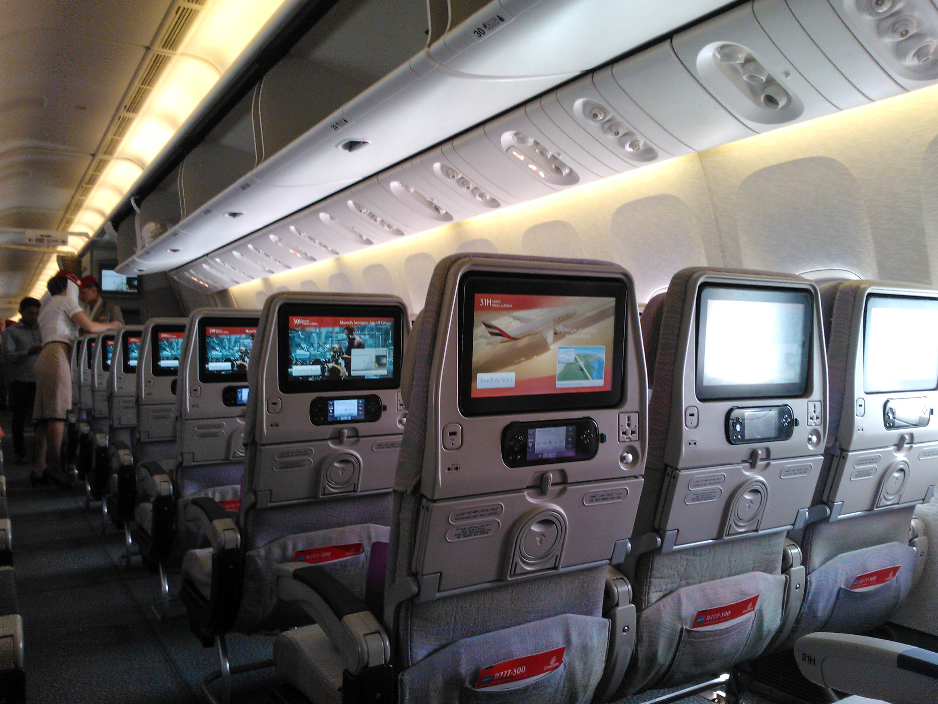 emirates airlines history summary