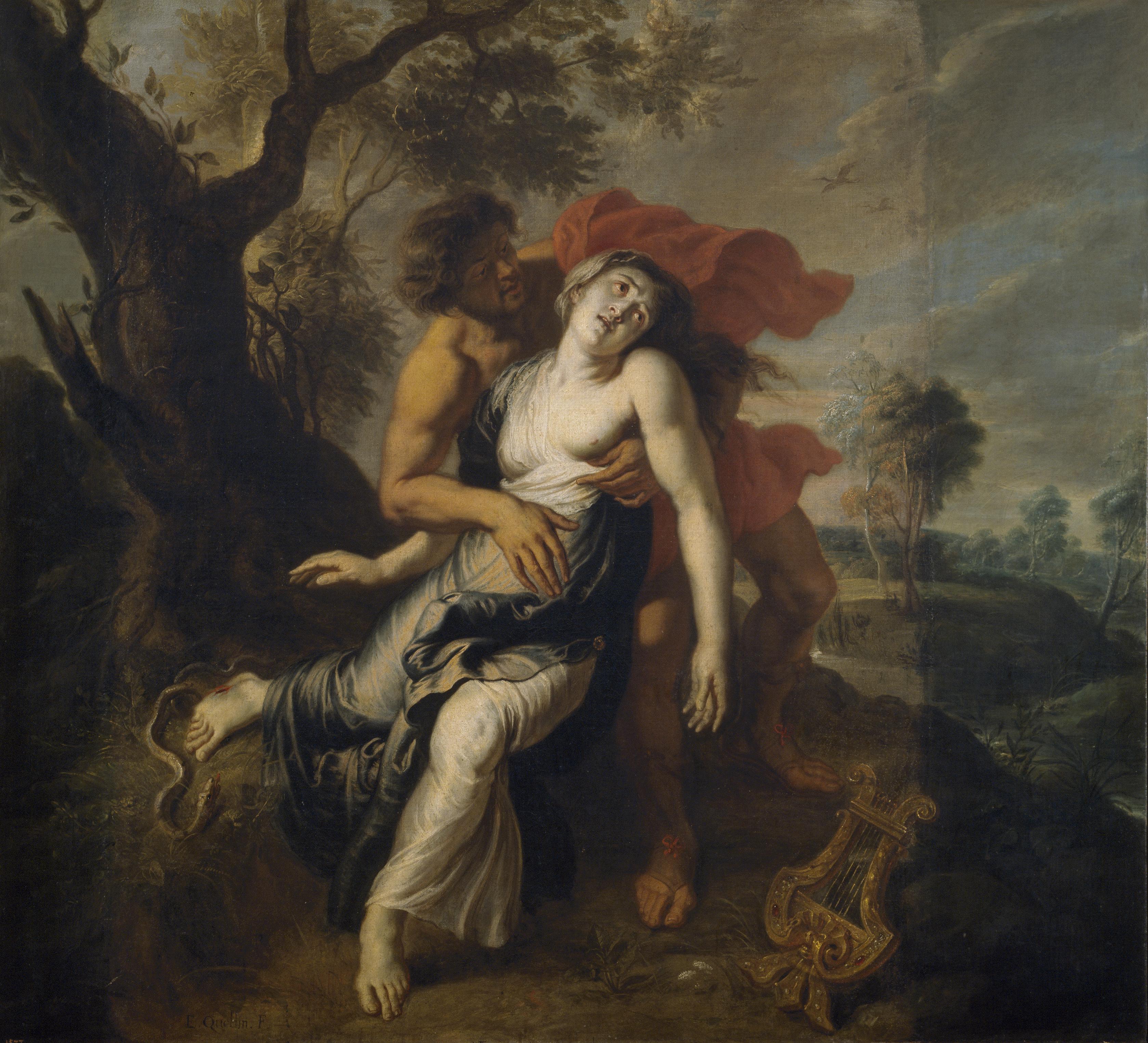 Kleopatra II die Legende von Eros