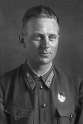 Ernst Schacht Soviet Air Force general