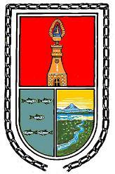 Escudo del municipio de El Banco, Magdalena