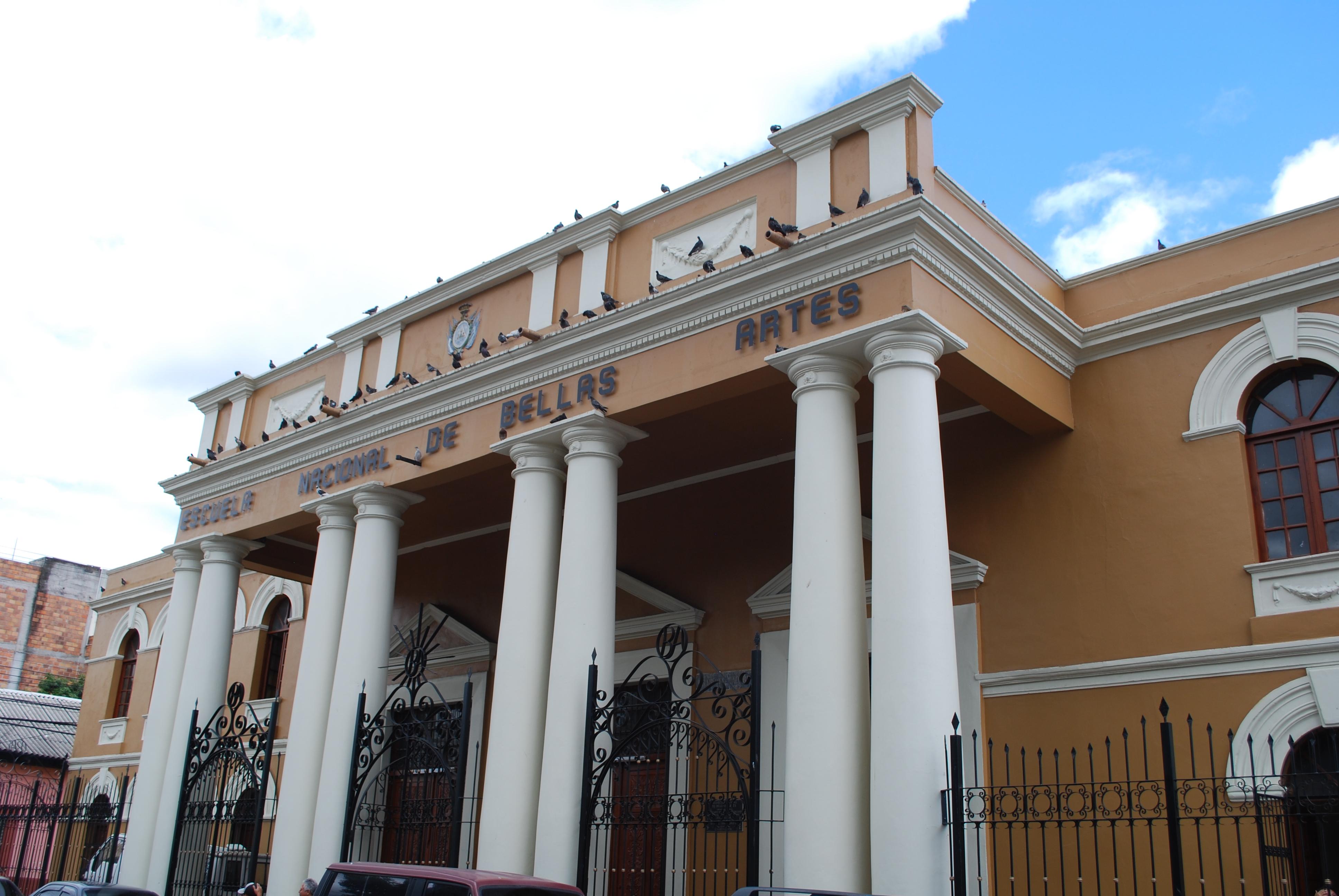 Escuela Nacional De Bellas Artes Honduras Wikipedia La
