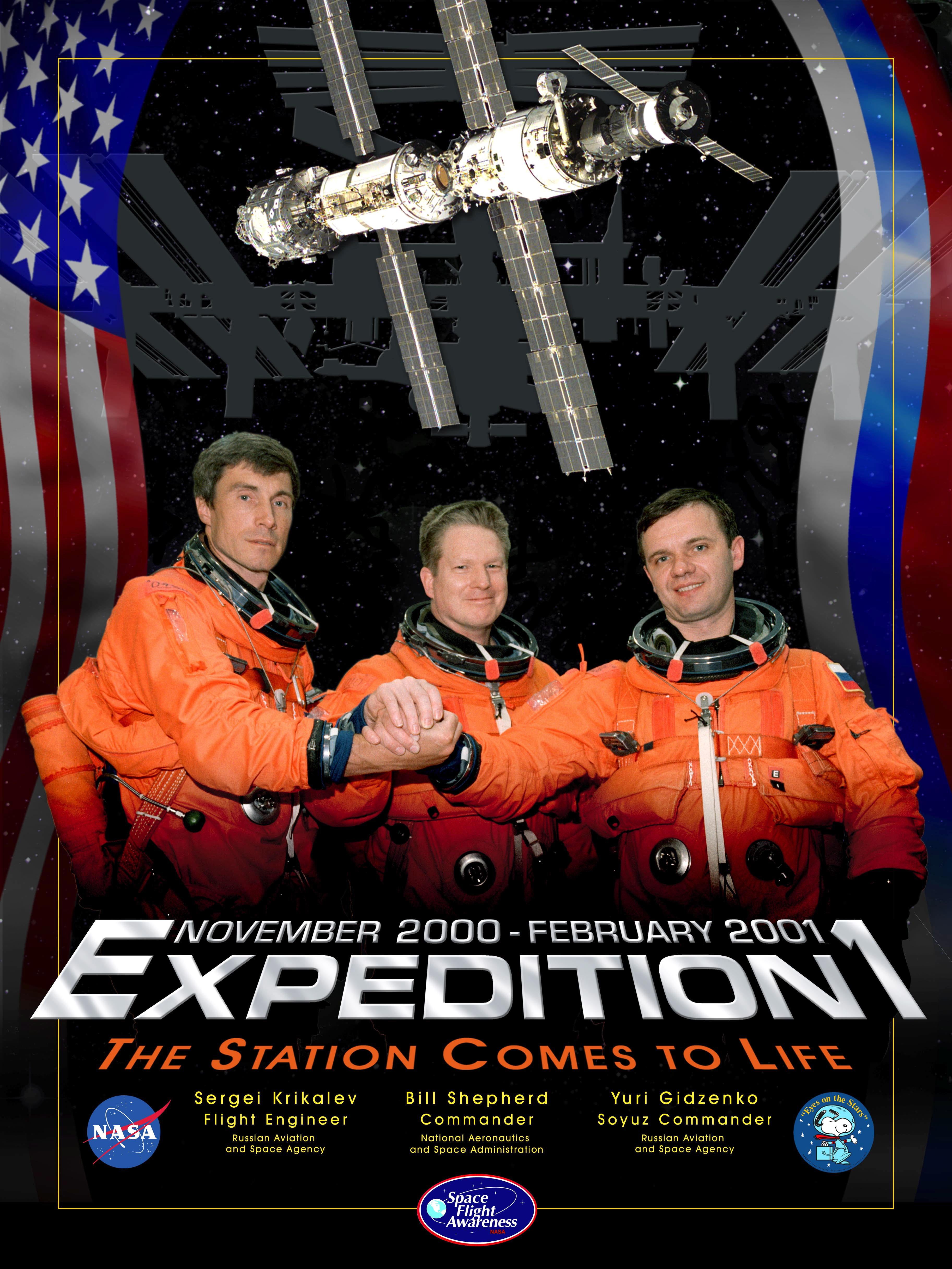 Expedition 1