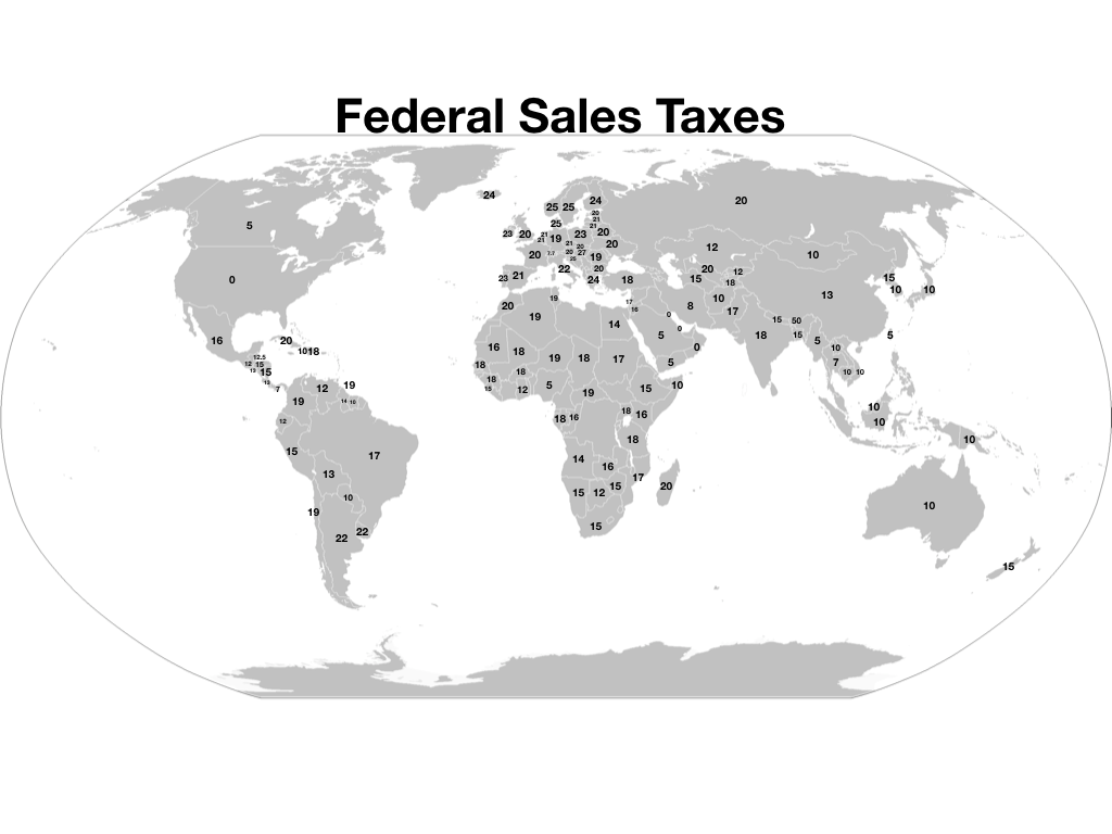 List of countries by tax rates - Wikipedia