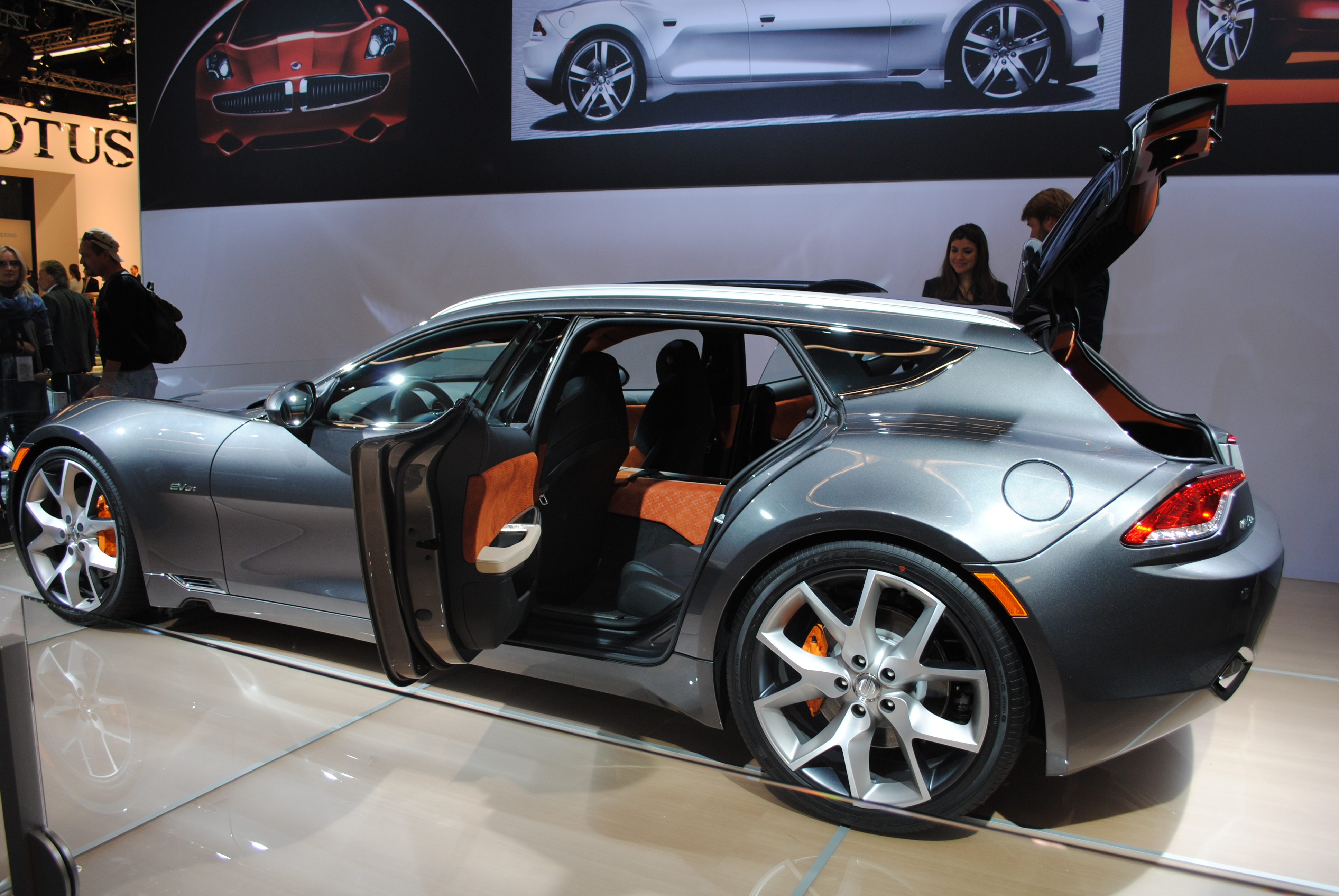 Fisker Automotive Wikiwand