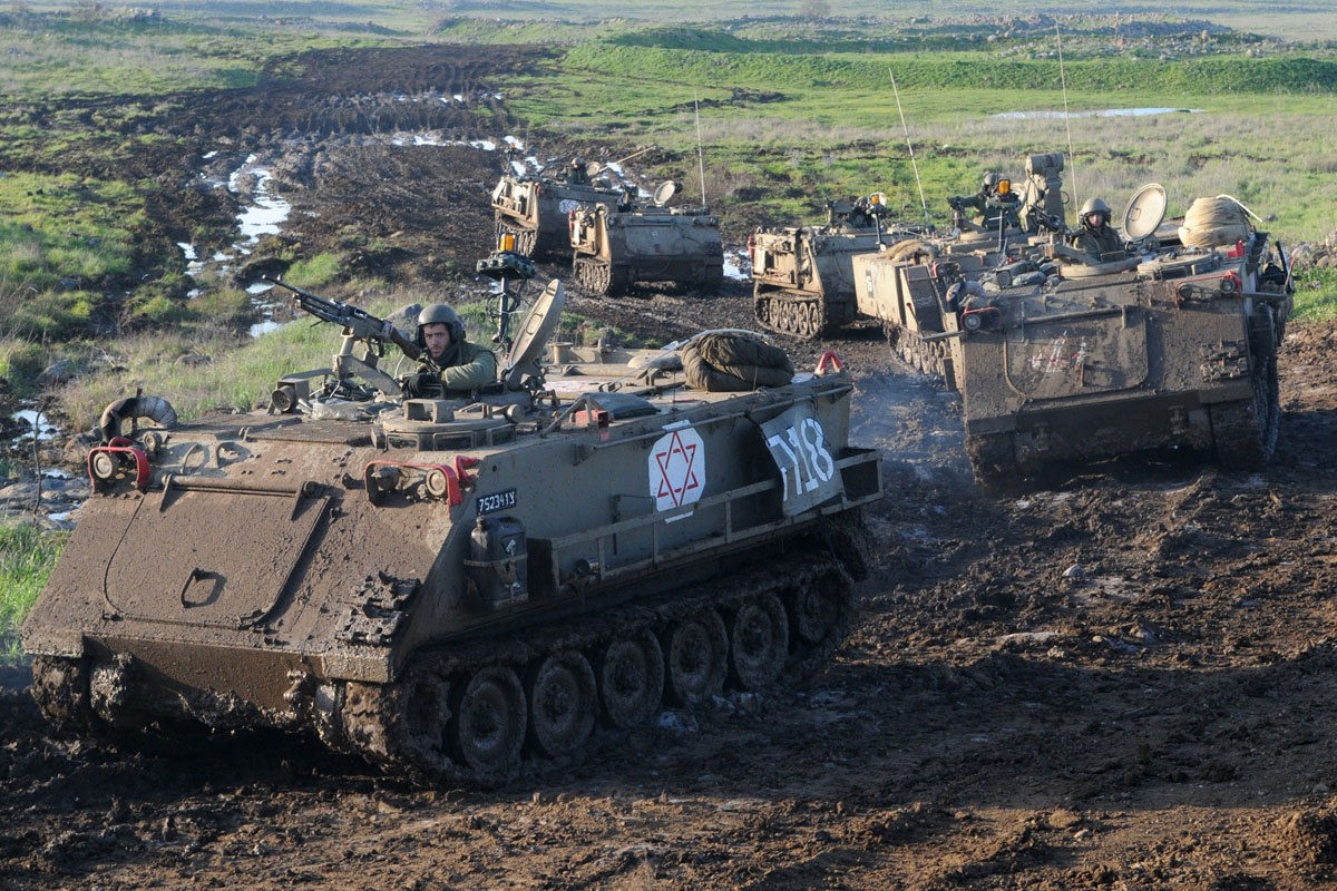 File:Flickr - Israel Defense Forces - Artillery Corps ...