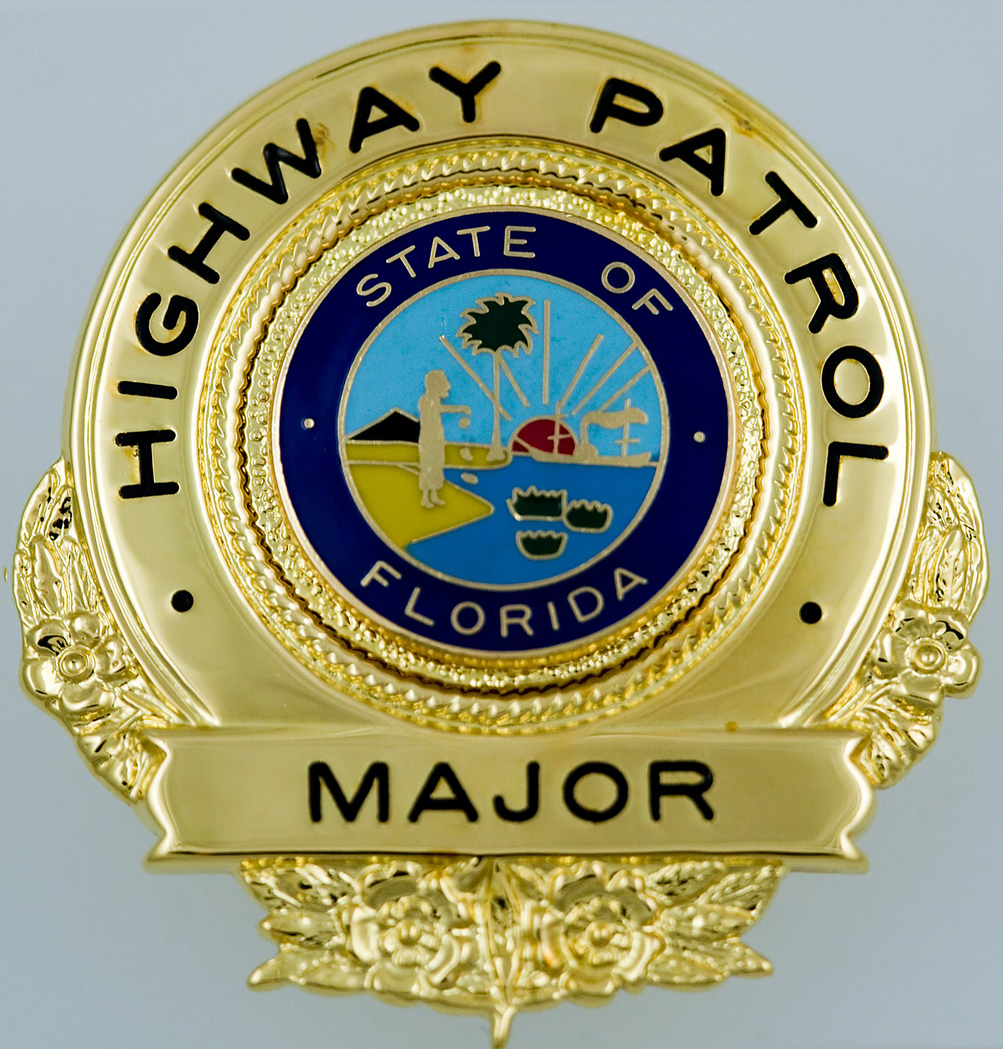 File:Florida Highway Patrol badge Major 240 Color.jpg - Wikimedia ...