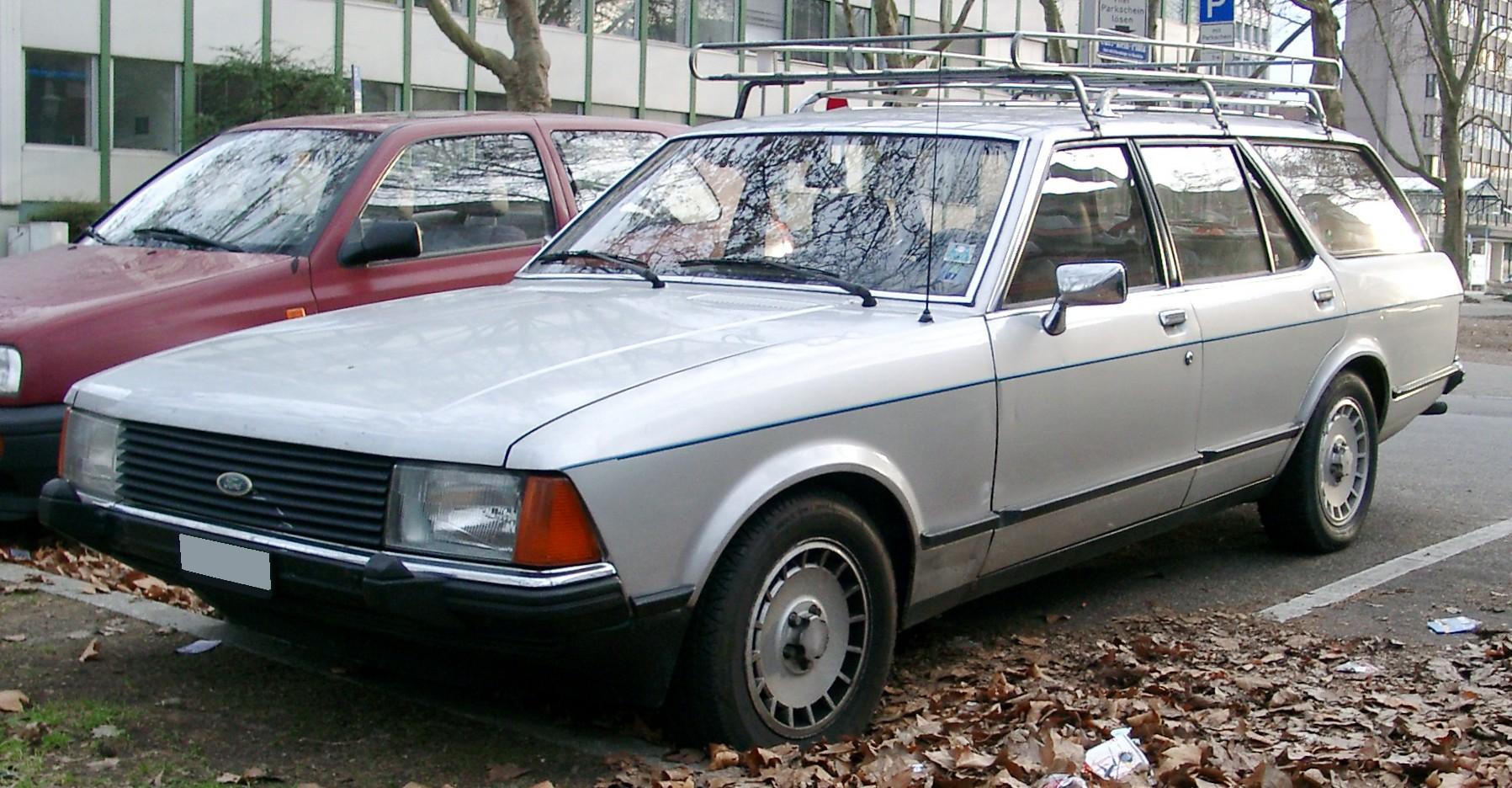 File:Ford Granada front 20080127.jpg - Wikimedia Commons