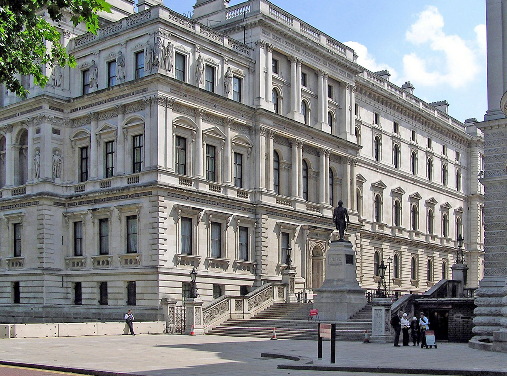 Foreign And Commonwealth Office London Building