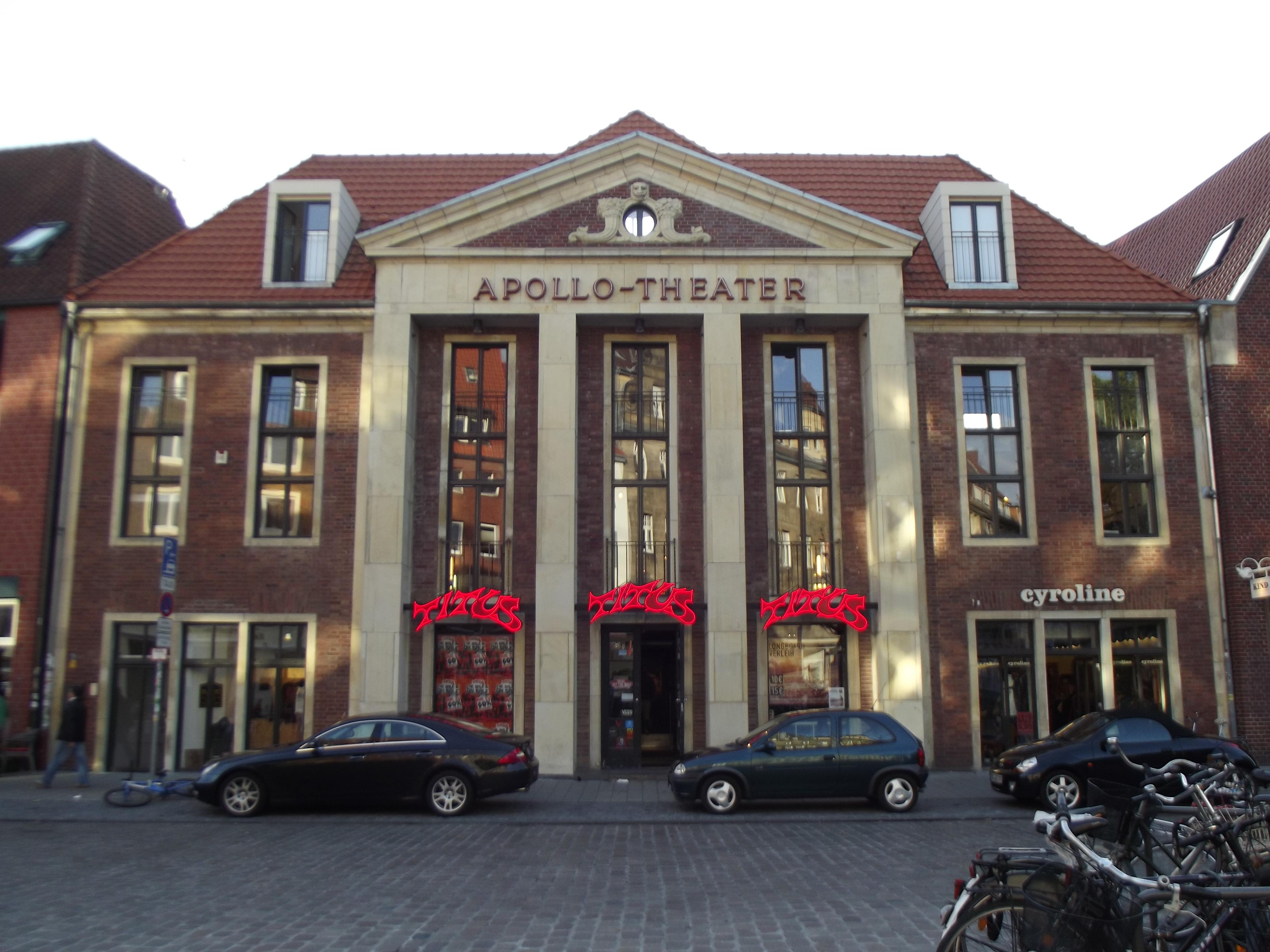 Cinema Münster file former apollo cinema münster jpg wikimedia commons