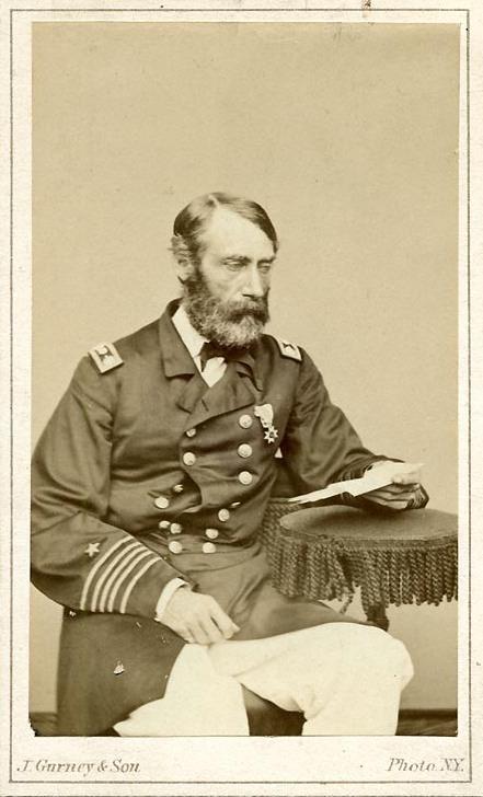 Francis A. Roe, circa 1866