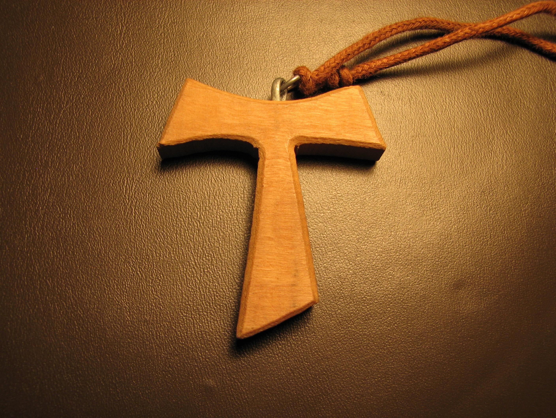 File Franciscan Tau Poland Panewniki Jpg